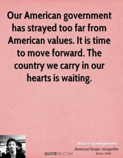 Our American government 