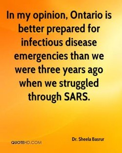 In my opinion, Ontario is 