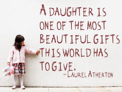 DAUGHTER IS 