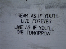 DREAM AS IF Y(IJLL 