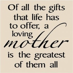 Of all the gifts 