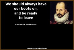 We should always have 