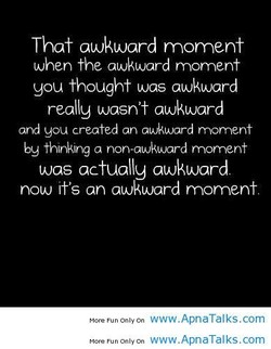 Thai awkward moment 