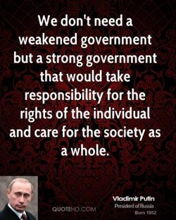 We don't need a 