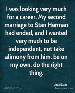 I was looking very much 
