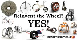 Reinvent the Wheel? 