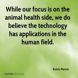 While our focus is on the 
