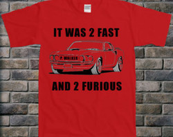 IT WAS 2 FAST 