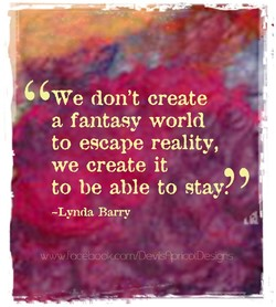 'We don't create 