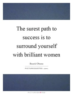 The surest path to 