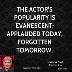 THE ACTOR'S 