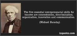 The five essential entrepreneurial skills for 
