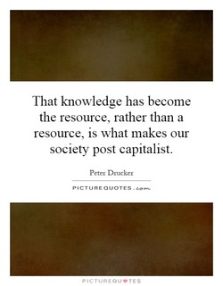 That knowledge has become 