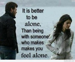 It is better 