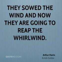 THEY SOWED THE 