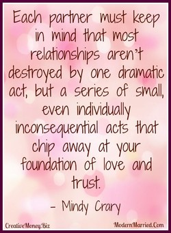 Each partner must keep