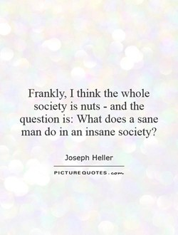 Frankly, I think the whole 