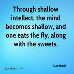 Through shallow 
