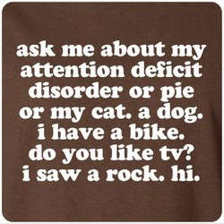 ask me about my 