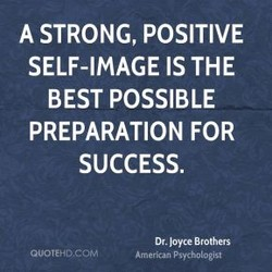 A STRONG, POSITIVE 