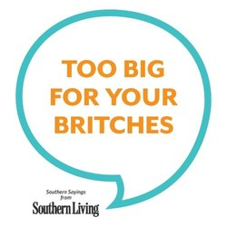 TOO BIG 