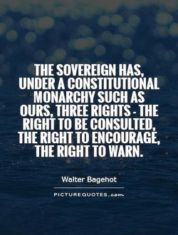 THE SOVEREIGN HAS, 