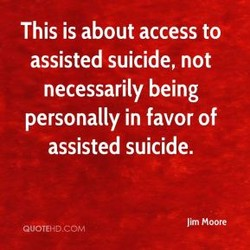 This is about access to 