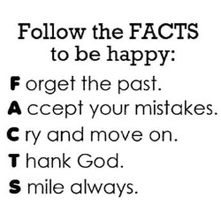 Follow the FACTS 