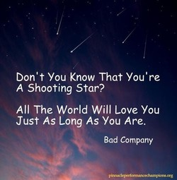Don't You Know That You're 