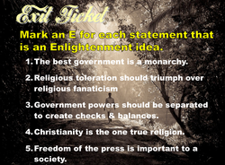 Mark an 'Ehbr each statement that 