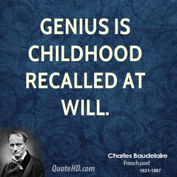 GENIUS IS 