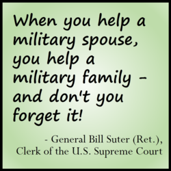 When you help a 
