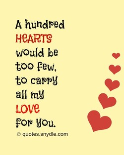 A hundped 