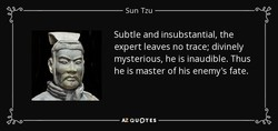 Sun Tzu 