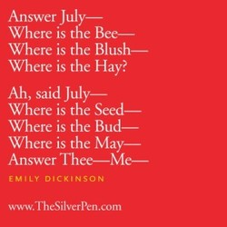 Answer July 