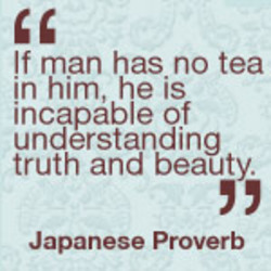 If man has no tea 