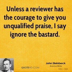 Unless a reviewer has 