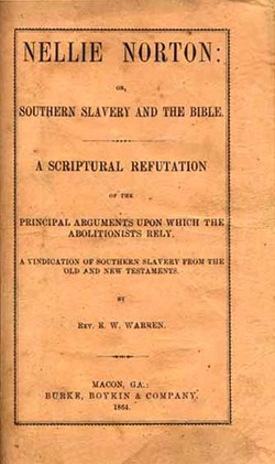 NELLIE NORTON: 