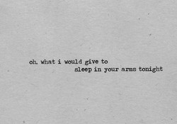 Oh, what i would give to 