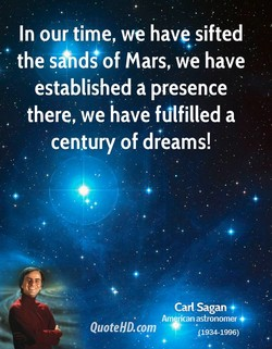 In our time, we have sifted 