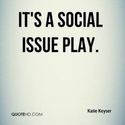 IT'S A SOCIAL 
