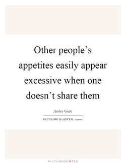 Other people 's 