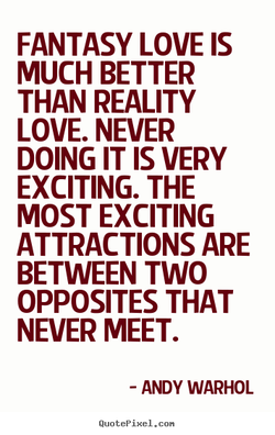 FANTASY LOVE IS 