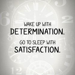 WAKE UP WITH 
