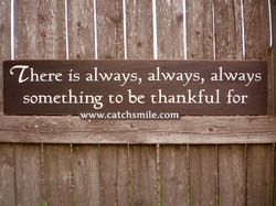 Zhere is always, always, always 