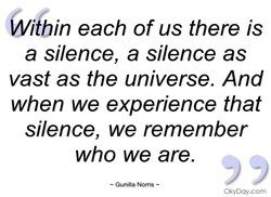 i in each of us there is 