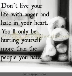 Don't live you 