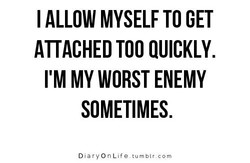 I ALLOW MYSELF TO GET 