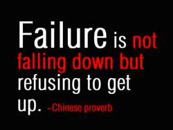 Failureis 