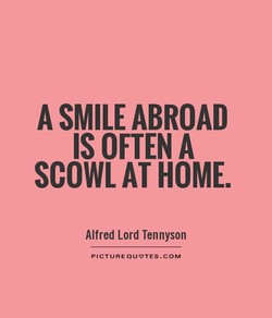 A SMILE ABROAD 
